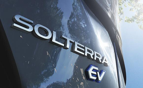 Elektrikli Subaru'nun ismi belli oldu