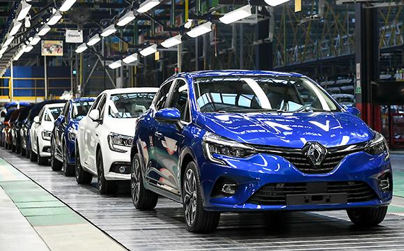 Oyak Renault'dan enerji tasarrufu projesi