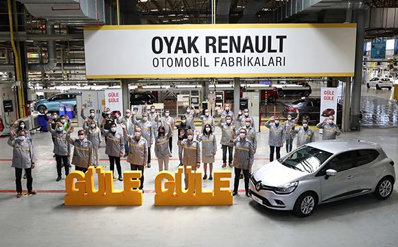 Renault Clio 4'ün üretimi sona erdi
