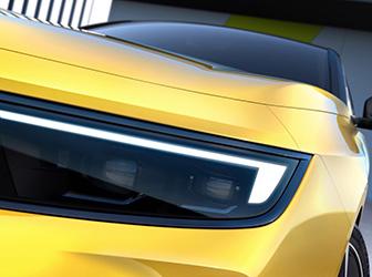 Yeni Opel Astra'nın ilk görselleri paylaşıldı