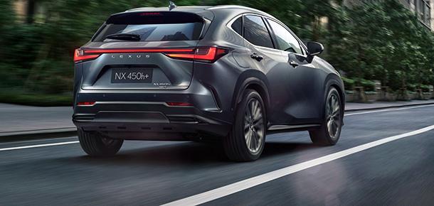 Lexus NX'te seçenekler arttı