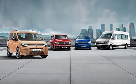 Volkswagen Ticari Araç'tan Haziran fırsatları