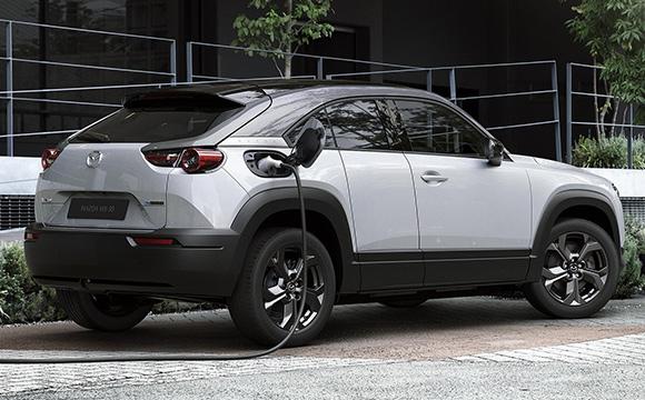 Mazda elektrifikasyon planlarını duyurdu