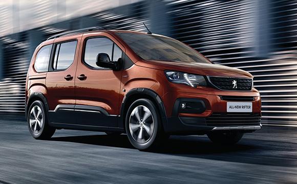 Peugeot'nun hafif ticari modellerinde faiz kampanyası
