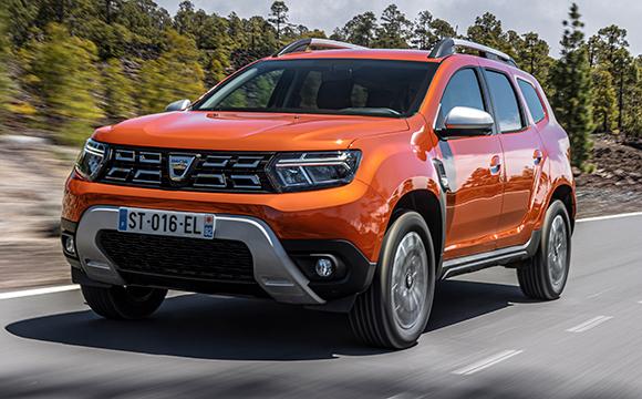 Segment lideri Dacia Duster makyajlandı