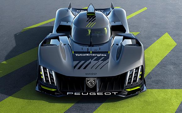 Peugeot yeni Le Mans yarışçısını gün ışığına çıkardı