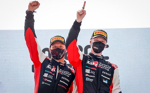 Genç Toyota pilotu Rovanperä, Estonya Rallisi'ni rekorla kazandı