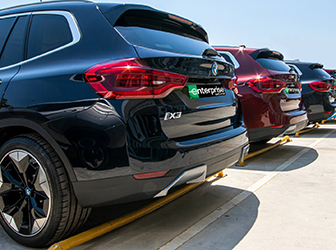 Enterprise Türkiye, 75 adet BMW iX3 alımı gerçekleştirdi