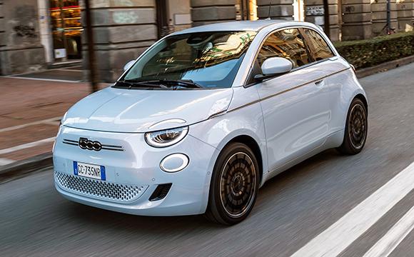 Fiat 500'e