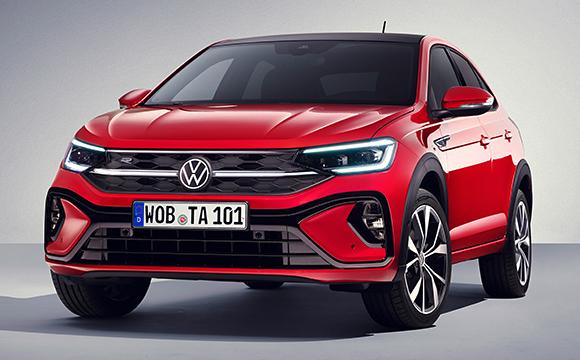 VW'nin B-SUV modeli Taigo tanıtıldı