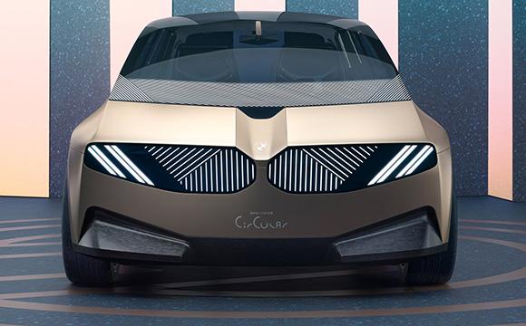 BMW, i Vision Circular ile 2040'ı selamlıyor