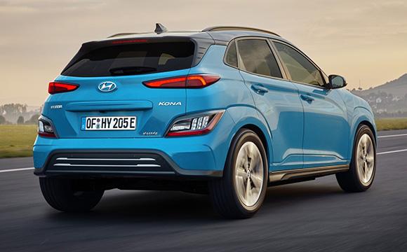 Hyundai KONA Elektrik satışa sunuldu