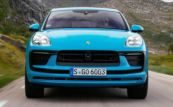 Güncellenen Porsche Macan satışa sunuldu