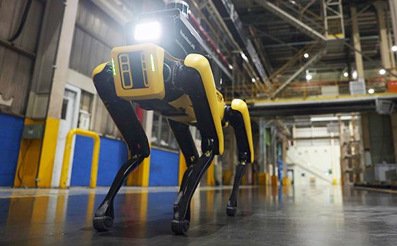 Hyundai, robot teknolojilerindeki atılımını sürdürüyor
