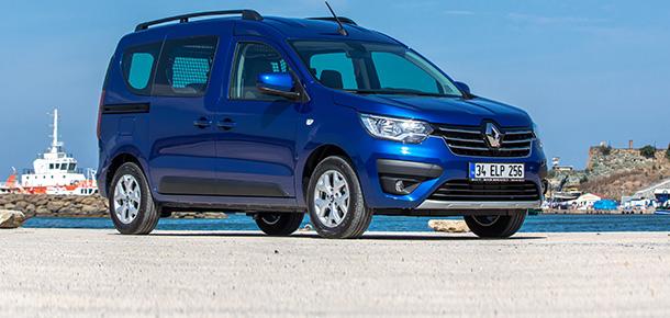 Renault Ticari ailesinin yeni üyeleri geldi
