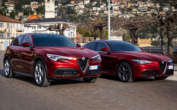 Alfa Romeo'dan özel seri modeller...