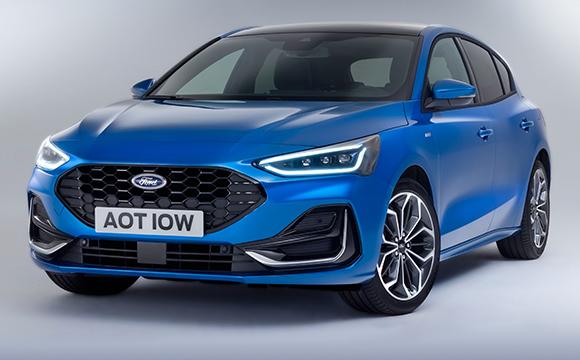 Ford Focus'a teknoloji makyajı...