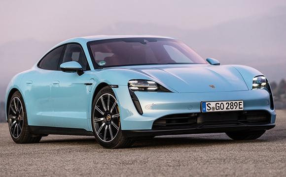 Porsche Taycan, 911'i geride bıraktı!