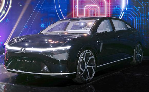 Foxconn elektrikli araç pazarına giriyor
