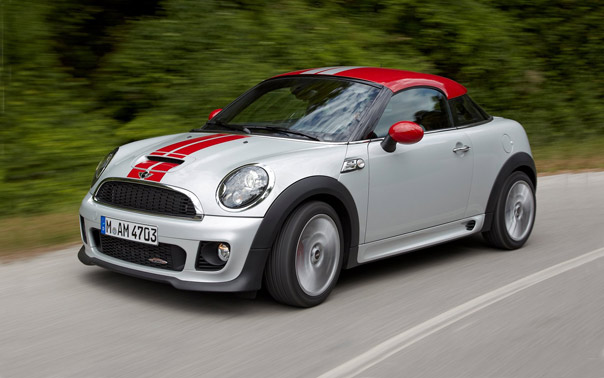 Foto galeri: 2012 MINI Coupe