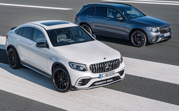 GLC'ye AMG performansı