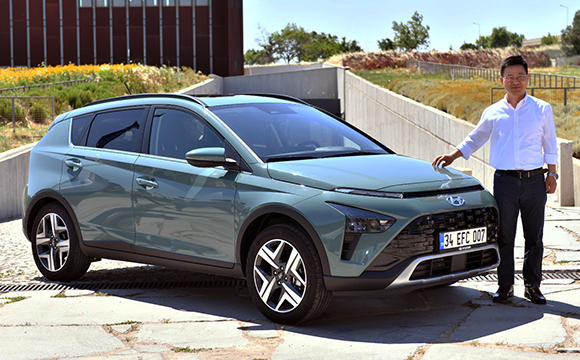 Hyundai BAYON yollara çıktı