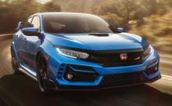 Honda Civic Type R makyajlandı