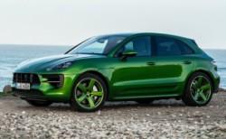 Porsche Macan'a GTS dopingi