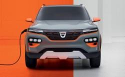 Dacia ilk elektrikli otomobilini tanıttı
