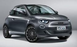 Elektrikli Fiat 500'de 320 km'lik menzil!