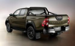 Toyota Hilux yenilendi