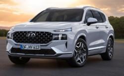 Hyundai Santa Fe'de dikkat çekici revizyonlar