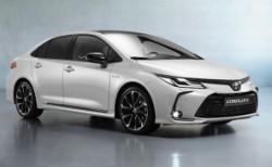Toyota Corolla'ya sportif versiyon