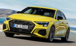 Audi yeni S3'leri tanıttı