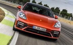 Porsche Panamera makyajlandı