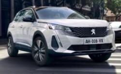 Makyajlanan Peugeot 3008 tanıtıldı