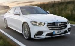 Yeni Mercedes-Benz S-Serisi karşınızda...