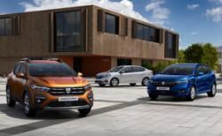 Dacia üç modelini yeniledi