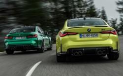 Yeni BMW M3 ve M4 sahneye çıktı