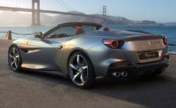 Ferrari Portofino'ya makyaj ve modifiye!