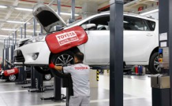 Toyota'lar kışa hazırlanıyor