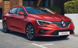 Renault Megane Sedan makyajlandı