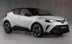 Toyota C-HR GR Sport tanıtıldı