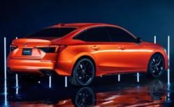 Yeni Civic Sedan seri üretime çok yakın!