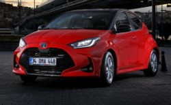 Yeni Toyota Yaris Türkiye'de…