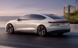 NIO ET7, Tesla Model S'e rakip olacak