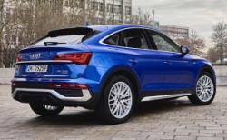 Audi Q5'e coupe formlu versiyon