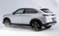 Yeni Honda HR-V hibrit teknolojisiyle geliyor