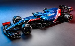 Alpine F1 takımı 2021 sezonu planlarını açıkladı