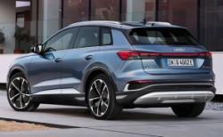 Audi, yeni elektriklilerini tanıttı